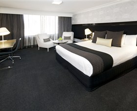 Pullman Brisbane King George Square - Hotel Accommodation