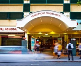 Rendezvous Studio Hotel Brisbane On George - Hotel Accommodation