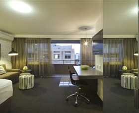 Punthill Apartment Hotels - Little Bourke Street - Hotel Accommodation