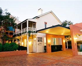Brisbane International Windsor - Hotel Accommodation