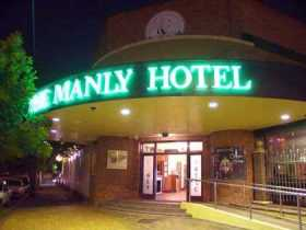 Manly Hotel The - Hotel Accommodation