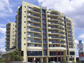 Springwood Tower Apartment Hotel - Hotel Accommodation