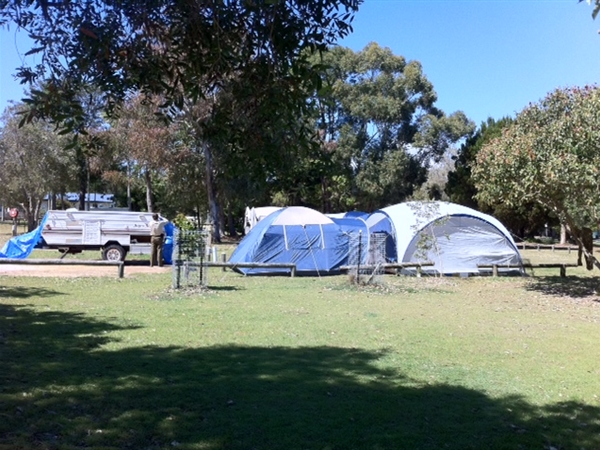 Amity Point Camping Ground - Hotel Accommodation