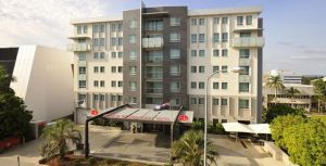 Metro Hotel Ipswich International - Hotel Accommodation