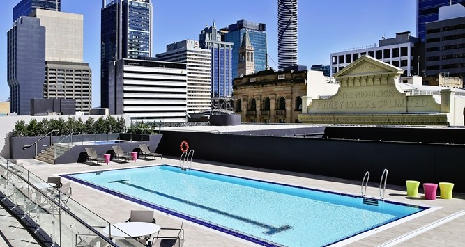 Hilton Brisbane - Hotel Accommodation