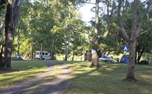 The Channon Village Campground - Hotel Accommodation