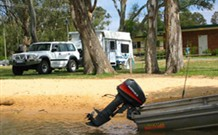 Willow Bend Caravan Park - Hotel Accommodation