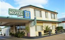Town Centre Motel - Leeton - Hotel Accommodation