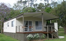 The Dairy Vineyard Cottage - Hotel Accommodation