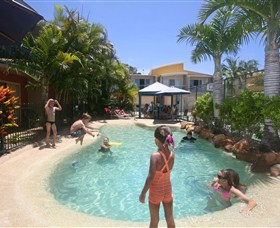 Coolum Beach Getaway Resort - Hotel Accommodation