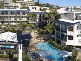 The Beach Retreat Coolum - Hotel Accommodation