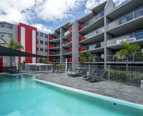 BreakFree Fortitude Valley - Hotel Accommodation