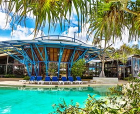 Kingfisher Bay Resort - Hotel Accommodation