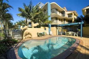 Surf Club Apartments - Hotel Accommodation