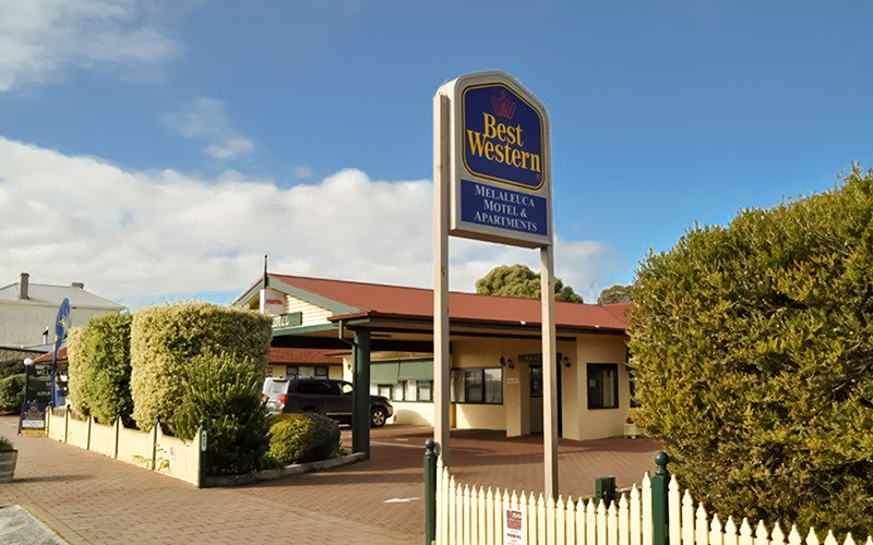 Best Western Melaleuca Motel - Hotel Accommodation