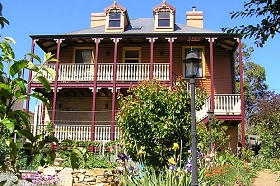 Bendalls Bed and Breakfast in Hobart