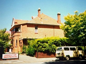Launceston Backpackers - Hotel Accommodation