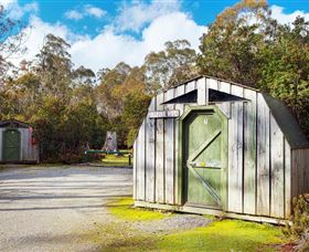 Discovery Holiday Parks Cradle Mountain Cosy Cabins - Hotel Accommodation