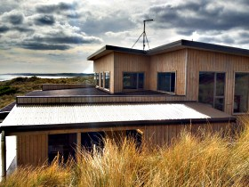 King Island Breaks - Porky's Beach House - Hotel Accommodation
