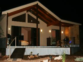 Pike River Luxury Villas - Hotel Accommodation