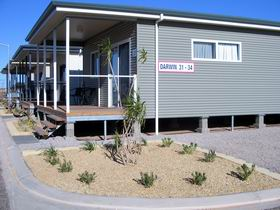 Sundowner Cabin and Tourist Park - Hotel Accommodation