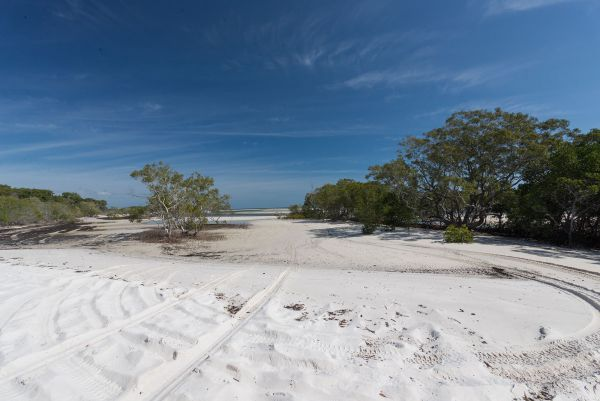 Fraser Island National Park Camping Ground - Hotel Accommodation