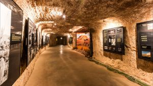 Umoona Opal Mine and Museum - Hotel Accommodation