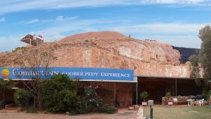 Comfort Inn Coober Pedy Experience Motel - Hotel Accommodation