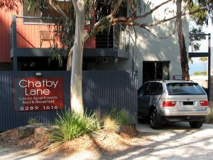 Chatby Lane Lorne - Hotel Accommodation
