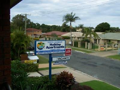 Coffs Harbour Holiday Apartments - Hotel Accommodation