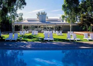 Desert Gardens Hotel - Hotel Accommodation
