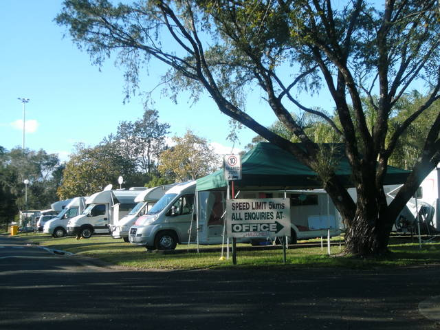 Lismore Centra Tourist Park - Hotel Accommodation