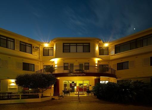 Normandie Inn  Function Centre - Hotel Accommodation