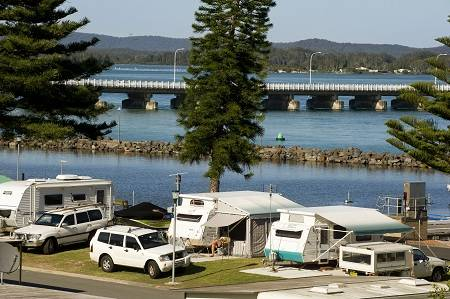 North Coast Holiday Parks Forster Beach - Hotel Accommodation