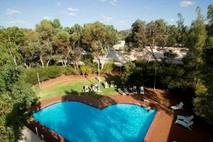 Outback Pioneer Hotel - Hotel Accommodation