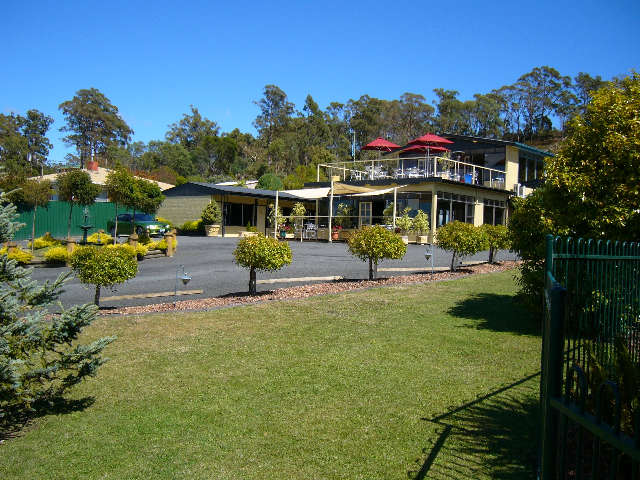 Tamar Cove Motel  Restaurant - Hotel Accommodation