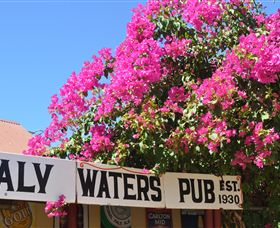 Daly Waters Historic Pub - Hotel Accommodation
