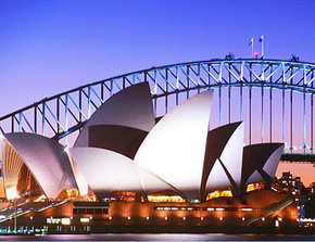 Sydney Opera House - Hotel Accommodation