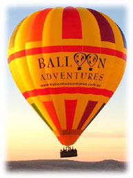 Balloon Adventures Barossa Valley - Hotel Accommodation