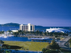 Jupiters Townsville Hotel  Casino - Hotel Accommodation
