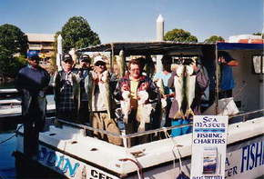 Sea Master Fishing Charters - Hotel Accommodation