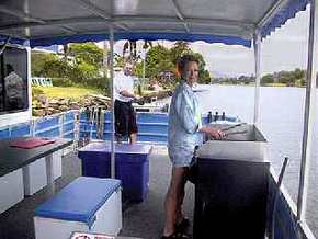 Tweed River House Boats - Hotel Accommodation