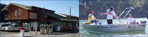 Brooklyn Central Boat Hire & General Store - Hotel Accommodation