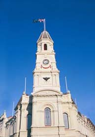 Fremantle Town Hall - Hotel Accommodation