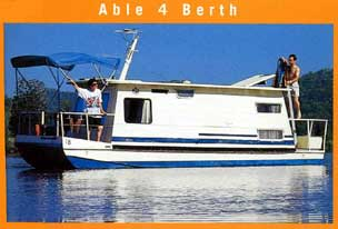 Able Hawkesbury River Houseboats - Hotel Accommodation