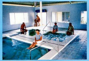 Innot Hot Springs Leisure  Health Park - Hotel Accommodation