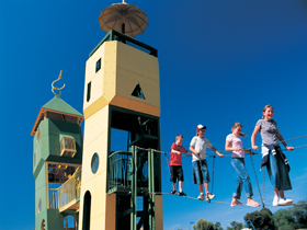 Monash Adventure Park - Hotel Accommodation