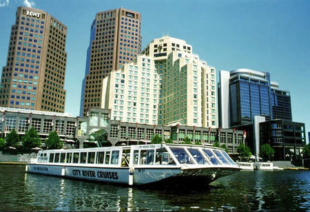 City River Cruises Melbourne - Hotel Accommodation