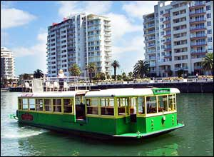 Melbourne Tramboat Cruises - Hotel Accommodation