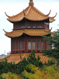 Chinese Garden of Friendship - Hotel Accommodation